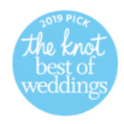 2019 Pick - The Knot - Best of Weddings