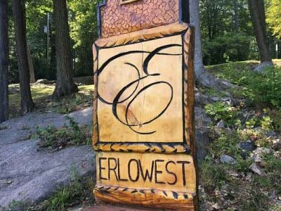 Erlowest sign