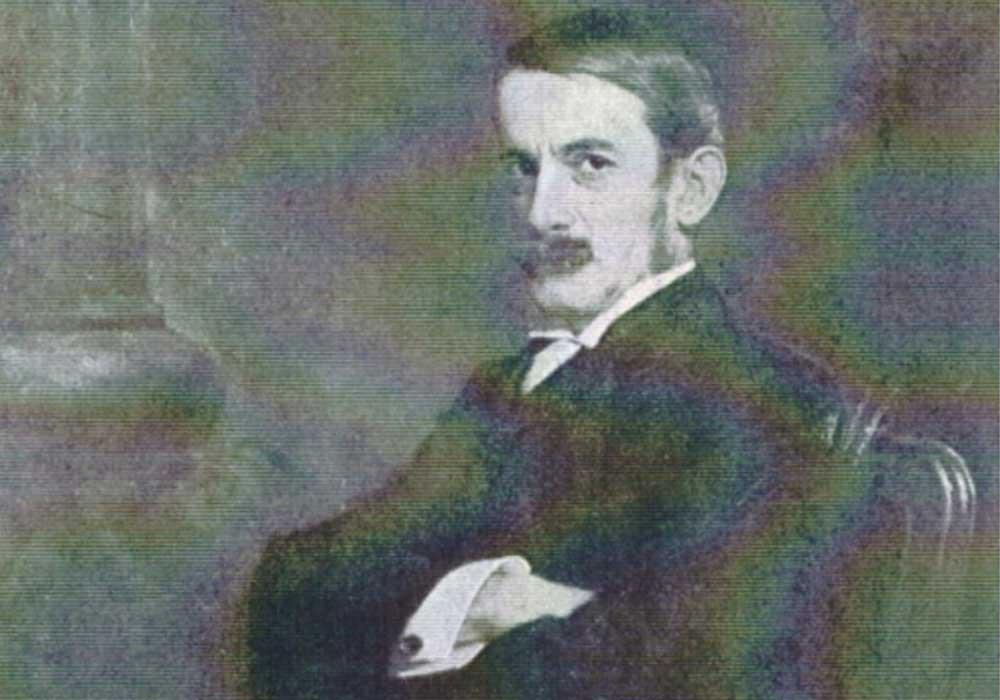 Old photo Mr. Shepard