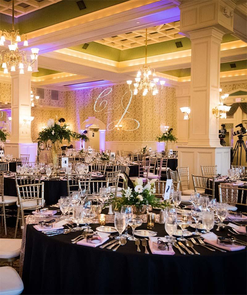 Wedding Dining Room Table